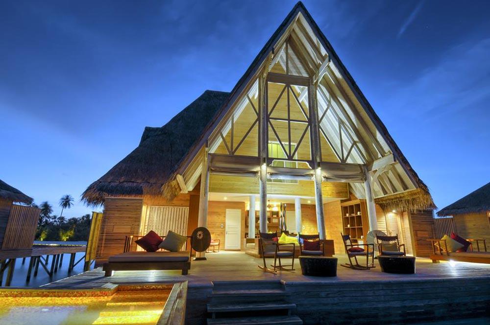 Отдых на Мальдивских островах в январе