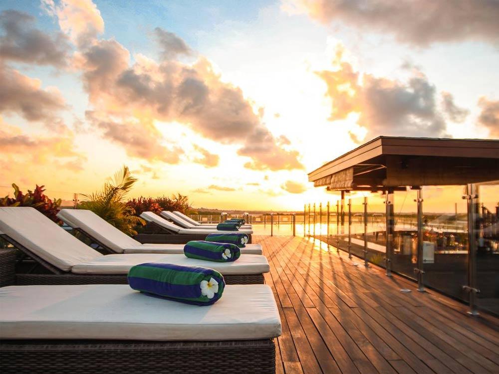 Лучшие отели на Бали на первой линии