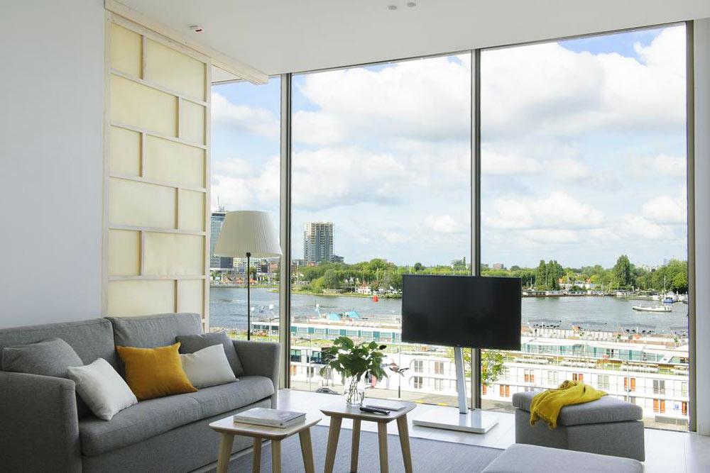 Снять жилье в Амстердаме на неделю