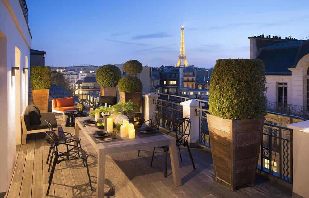 Отдых в Париже на новогодние праздники