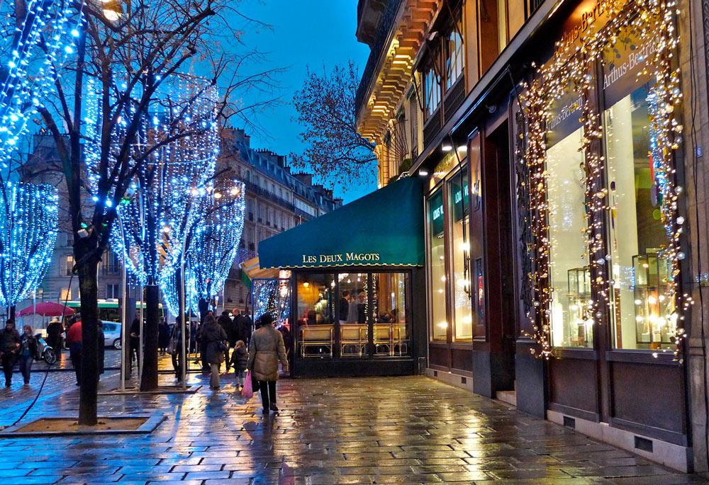 поездка в Европу зимой