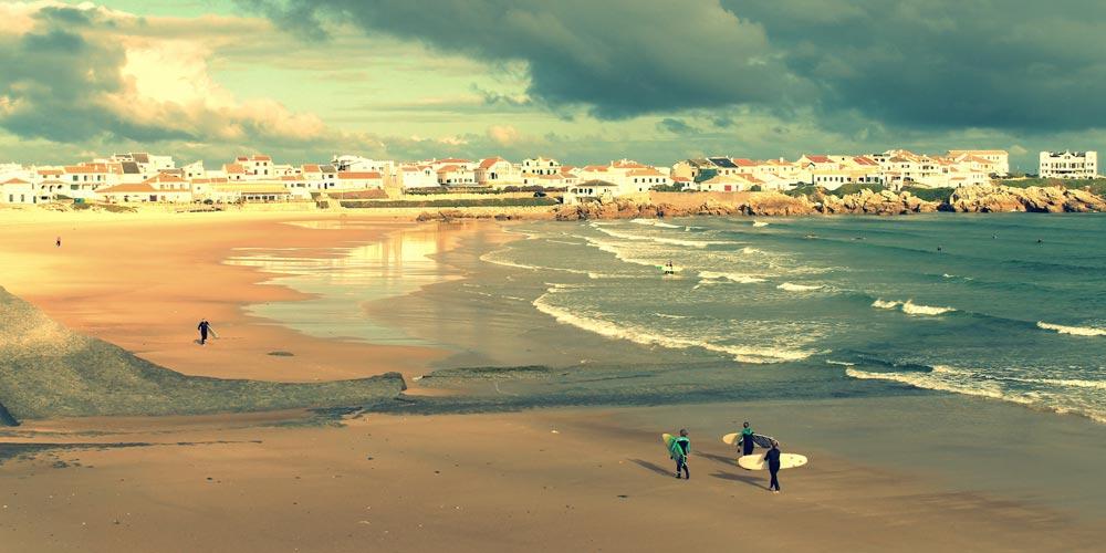 Серфинг путевки в Португалию, стоимость