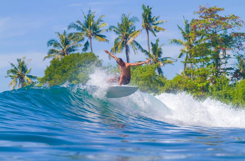 Серфинг туры на Бали из Москвы