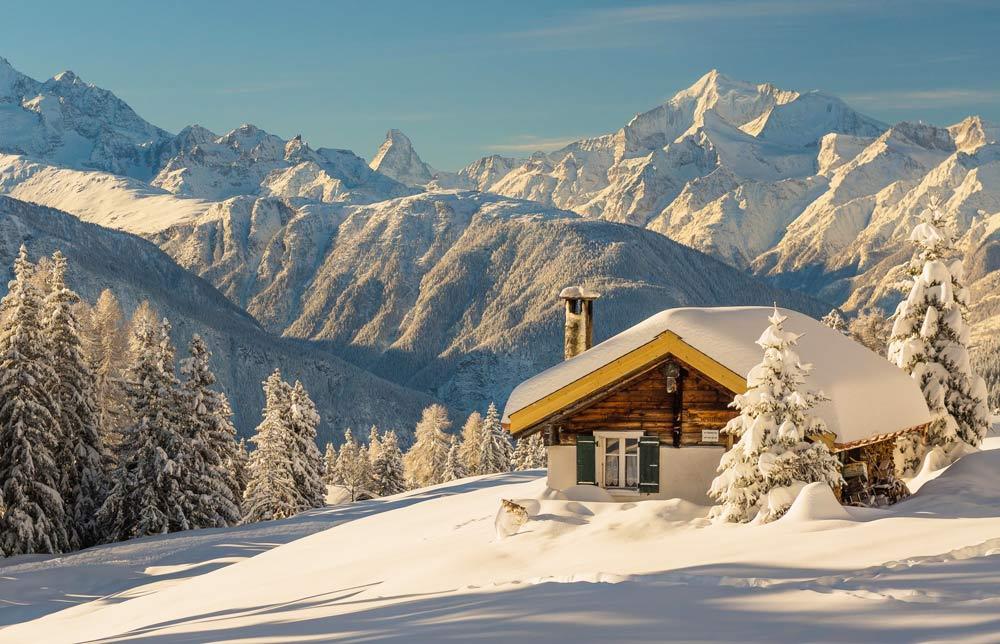 куда поехать в феврале в России на отдых
