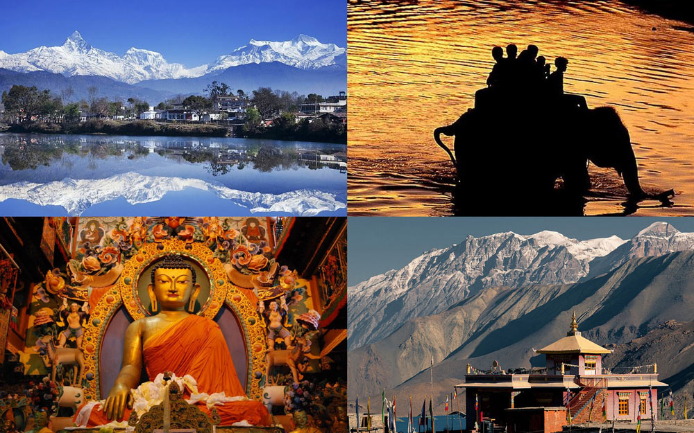 Экскурсионные путевки в Непал на Новый год