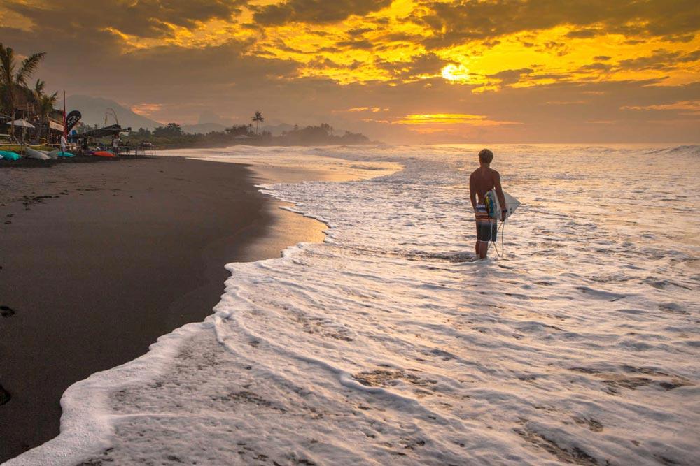 Серф туры на Бали с авиаперелетом