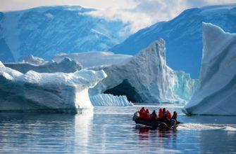 экскурсии в Арктику на ледоколе
