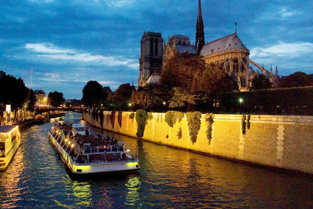 Стоимость путевки в Париж на двоих