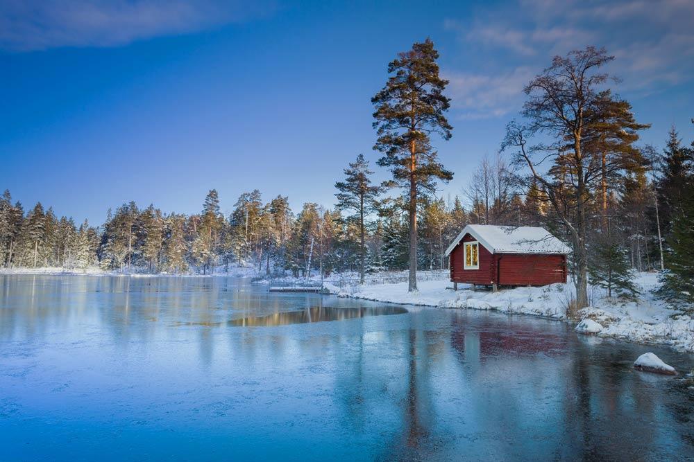 Отдых в Швеции в феврале