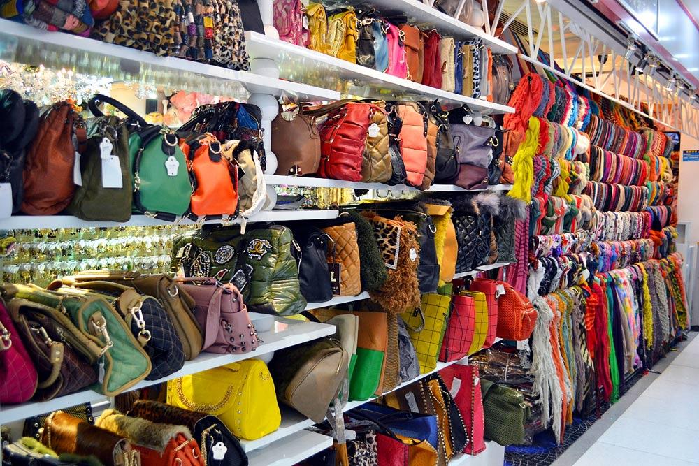 куда поехать на шоппинг в Китай