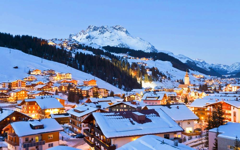 Цены на горнолыжные туры в Зальцбург