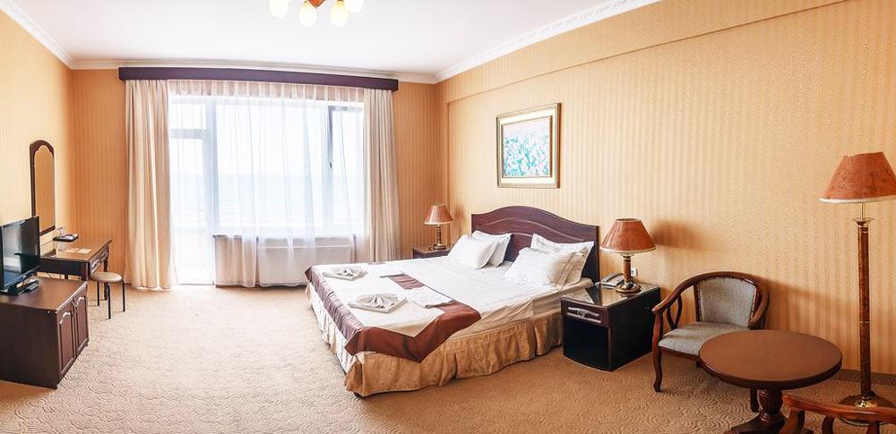 гостиницы у моря в Крыму