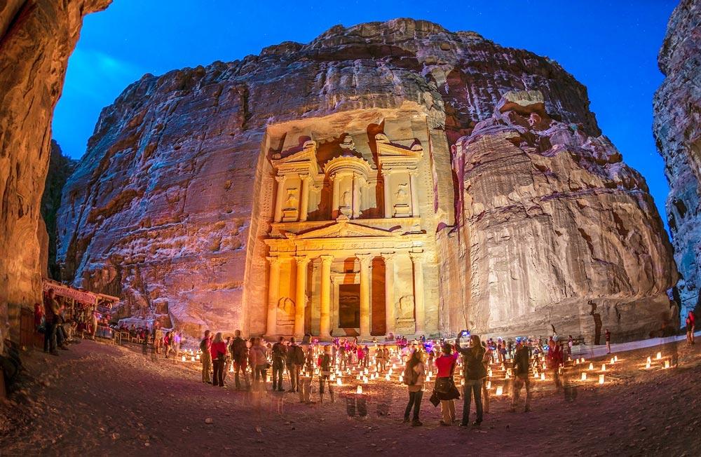 недорогие туры в Иорданию в мае
