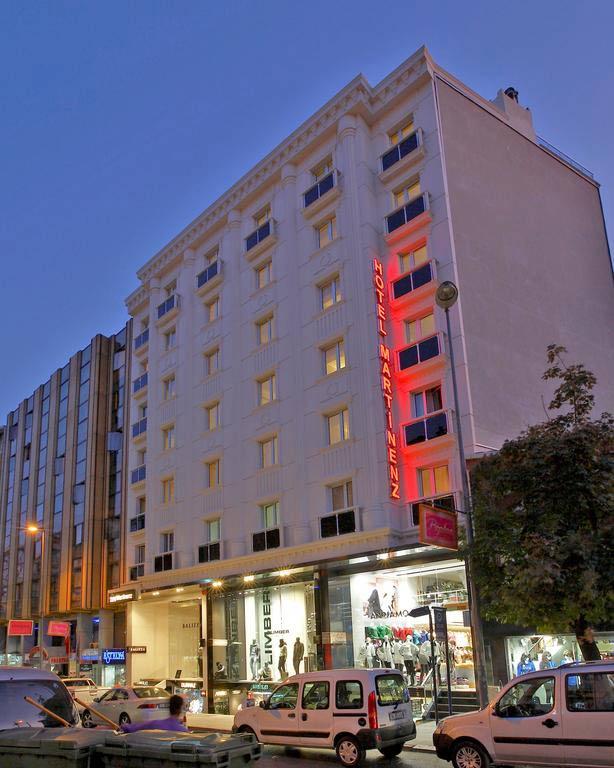 Отели Стамбула рядом с магазином