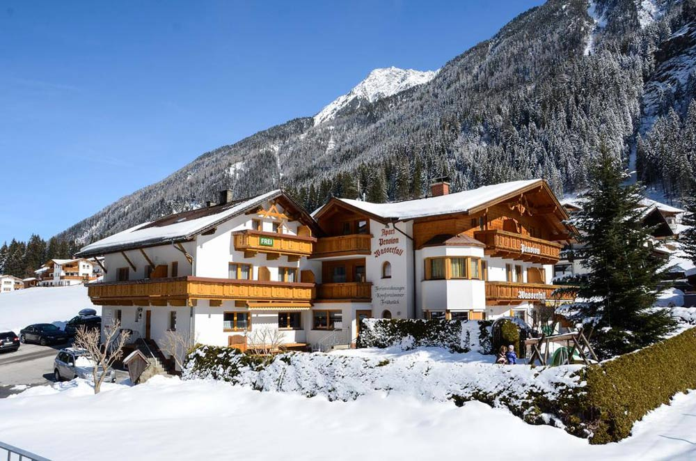 Гостиницы в Тироле, в Австрии