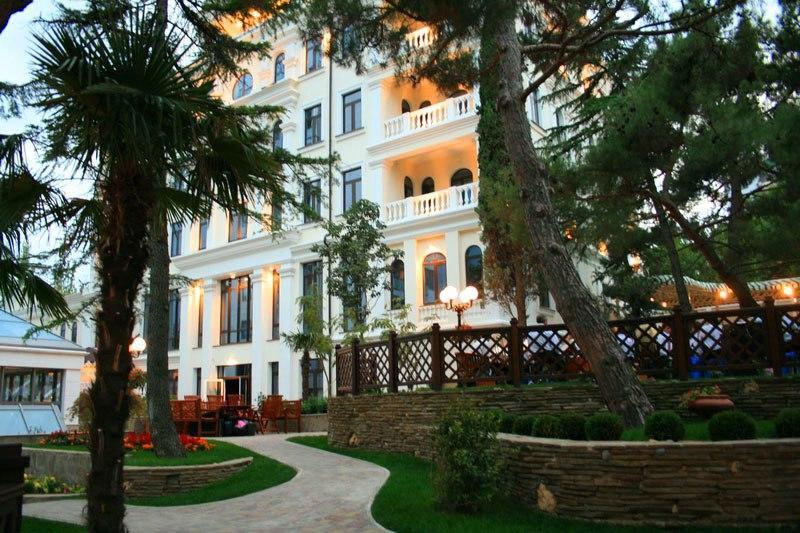 Искать жилье в Крыму у моря