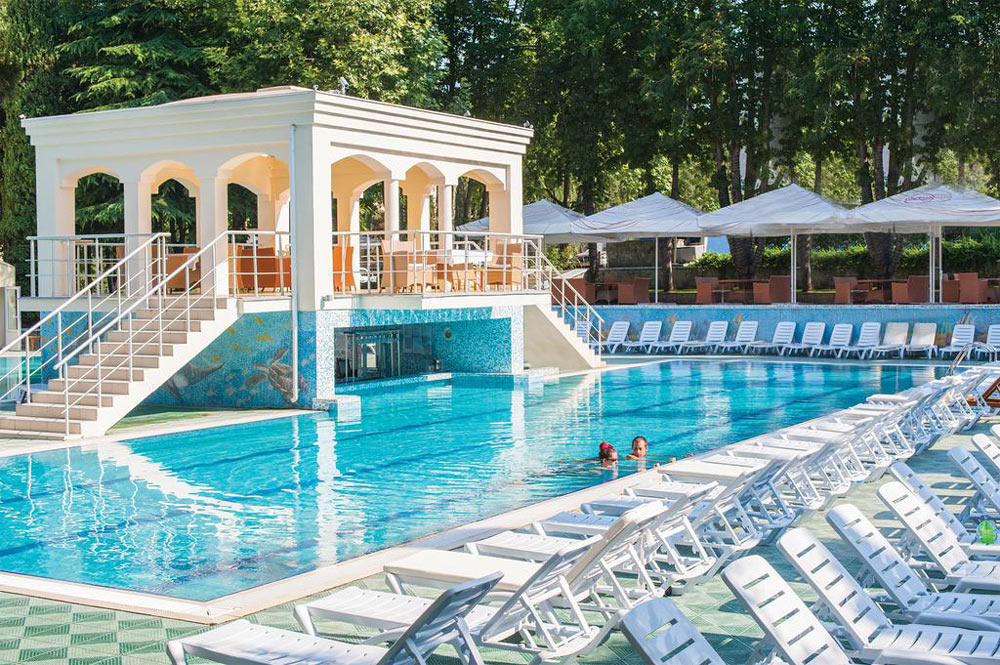 лучшие отели Алушты