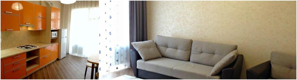 аренда апартаментов в Крыму