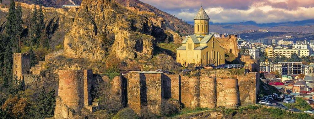 маршрут в тбилиси на 3 дня