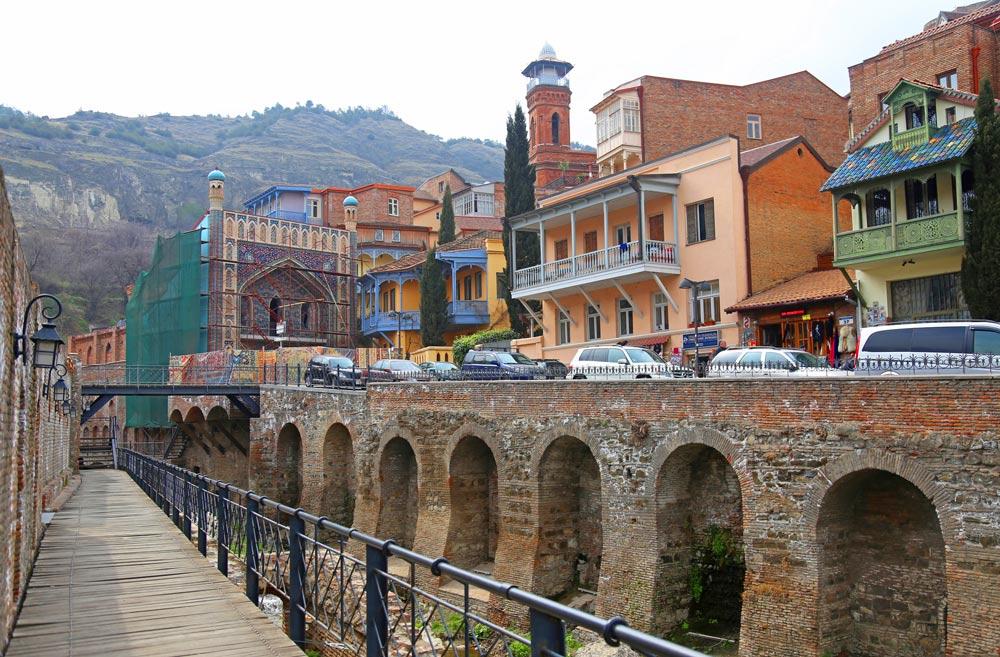 цены на экскурсии по Тбилиси