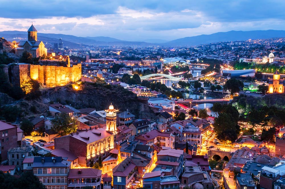недорогие гостиницы в центре Тбилиси