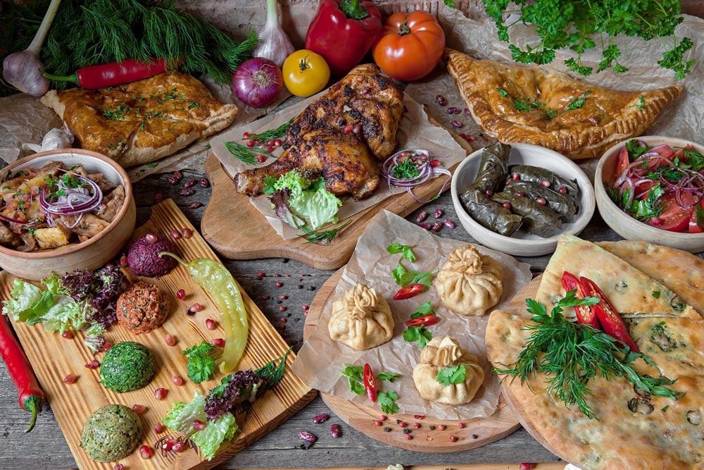 оснащены удобными еда в грузии которую обязательно надо попробовать потом второй
