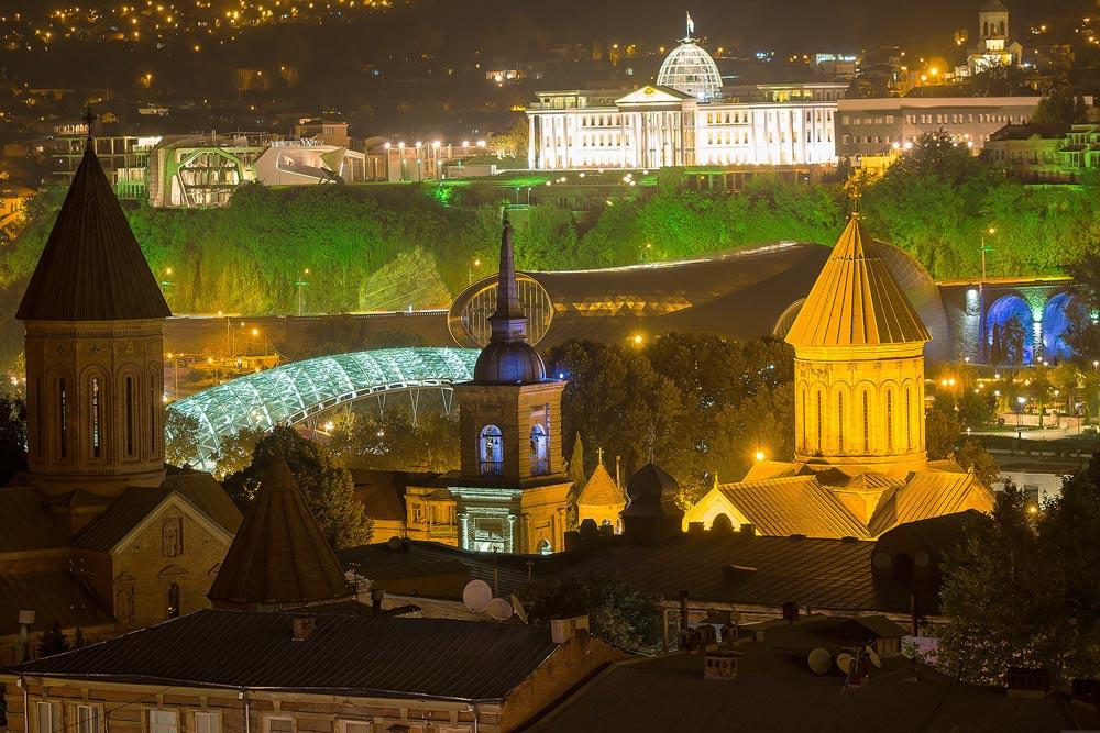 Где в Тбилиси вкусно поесть