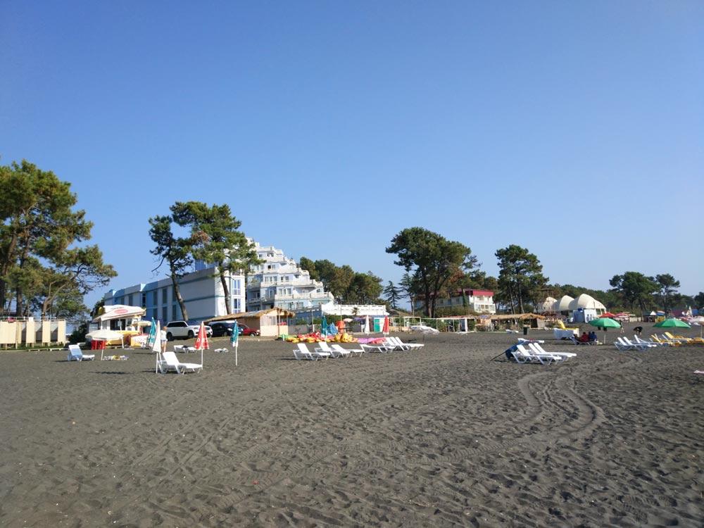 пляжи Уреки