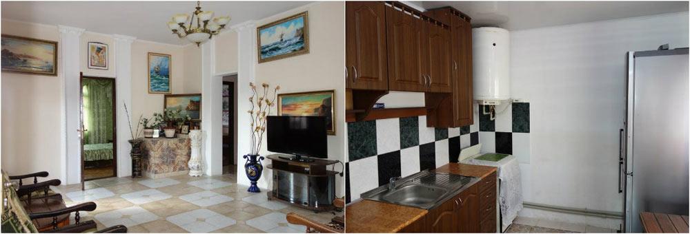 аренда квартиры в Крыму у моря