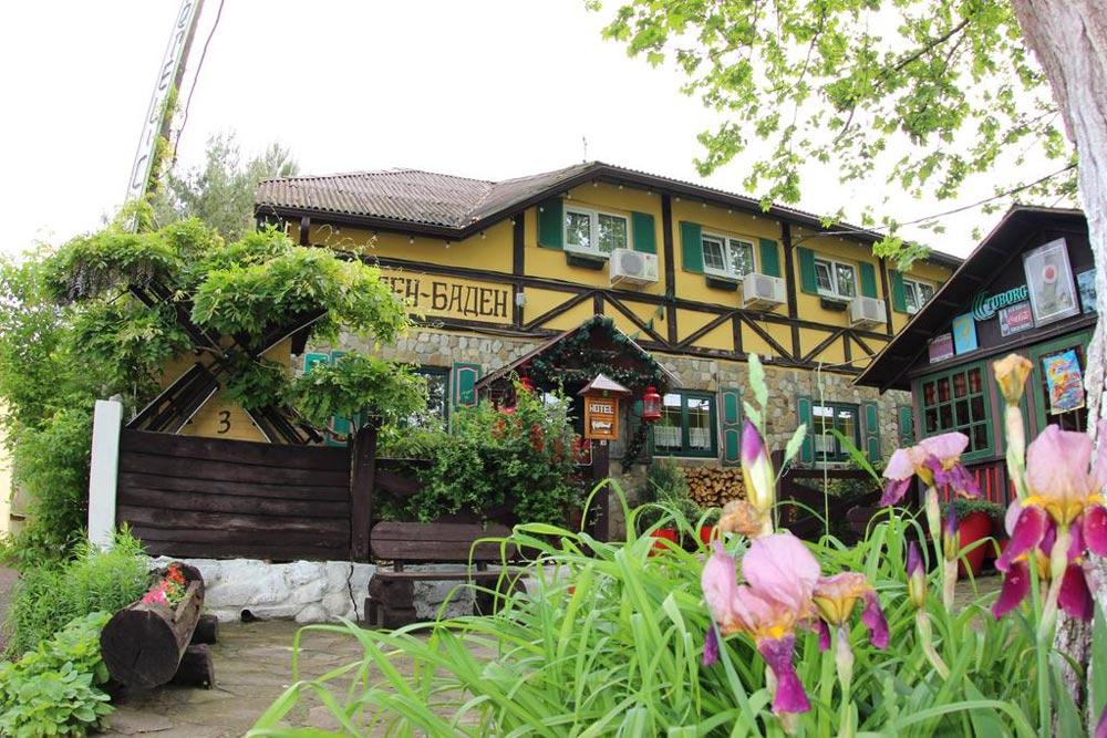 лучшие отели на Черном море