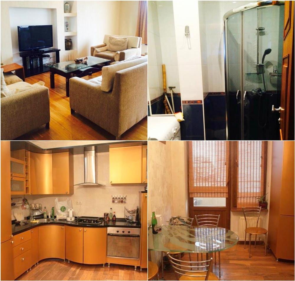 снять апартаменты в Тбилиси недорого