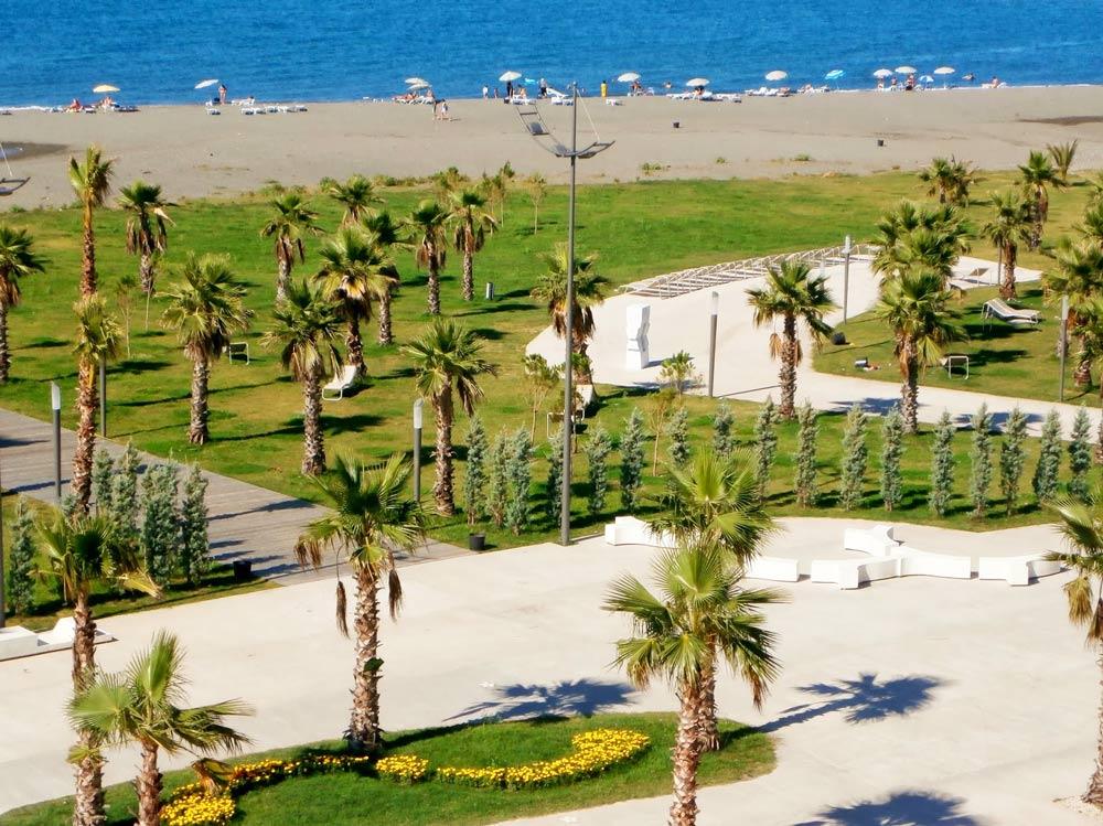 побережье Анаклия