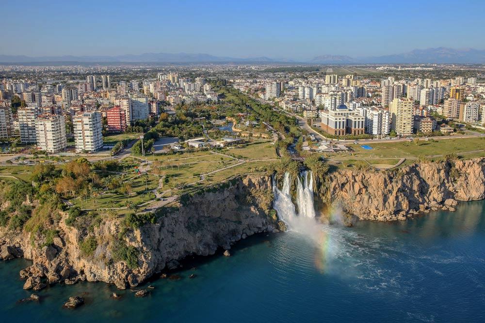 Куда поехать в Турцию летом