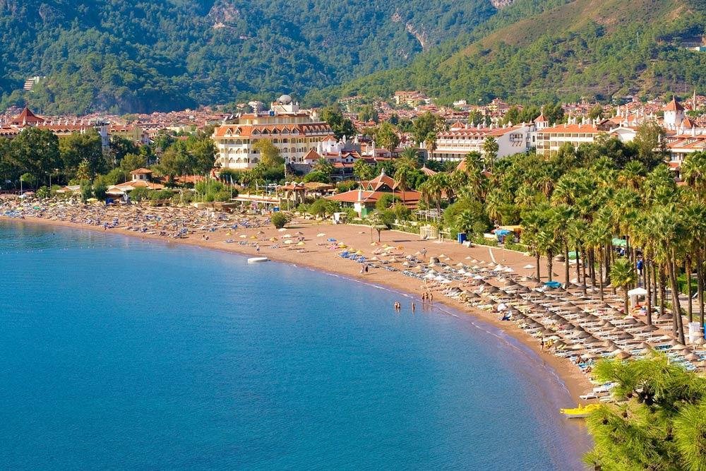Лучшие курорты в Турции