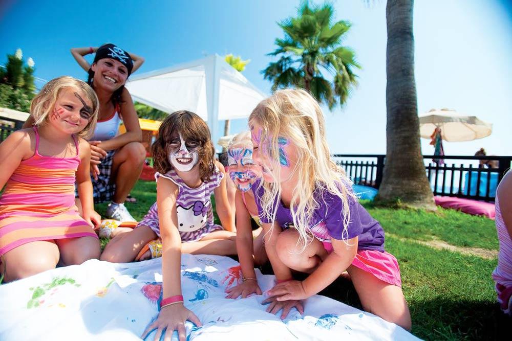 Отдых в Турции с детьми летом