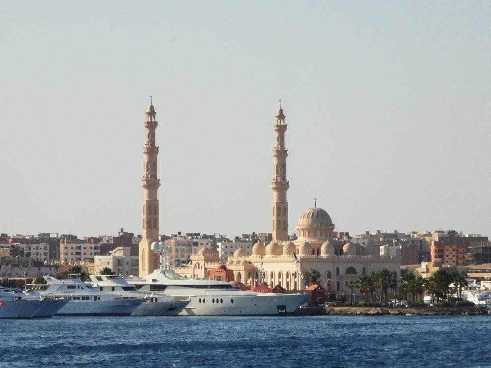 отдых на курорте Каир