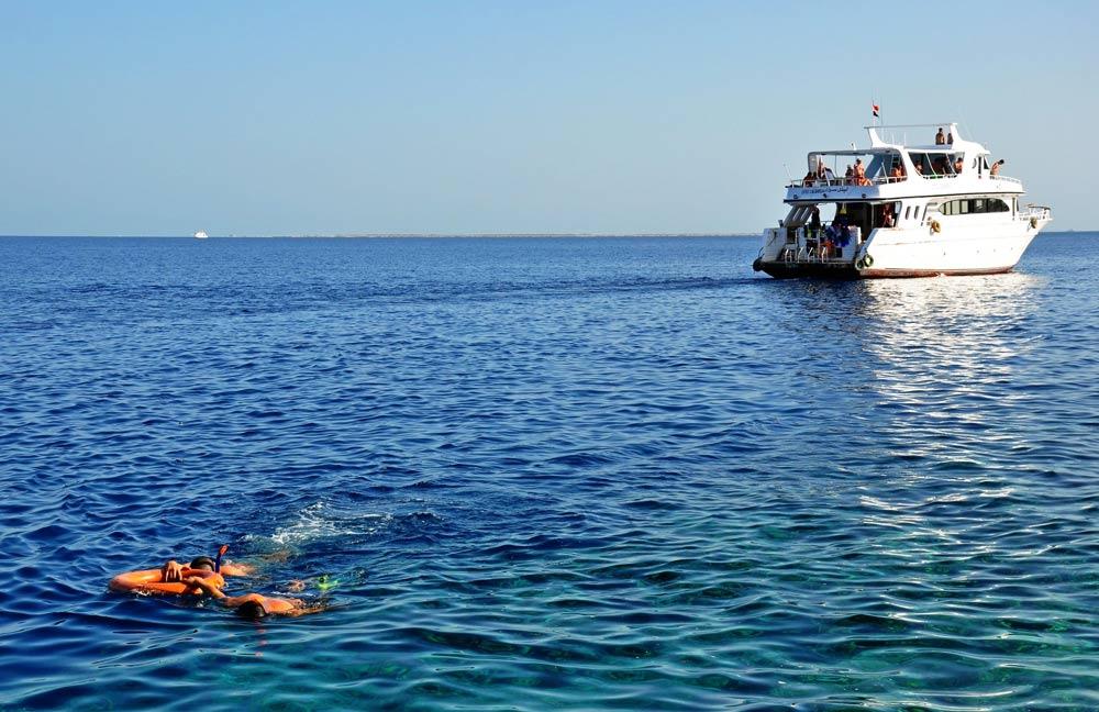 когда лучше отдыхать в египте на море
