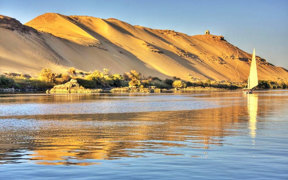сплав по реке Нил