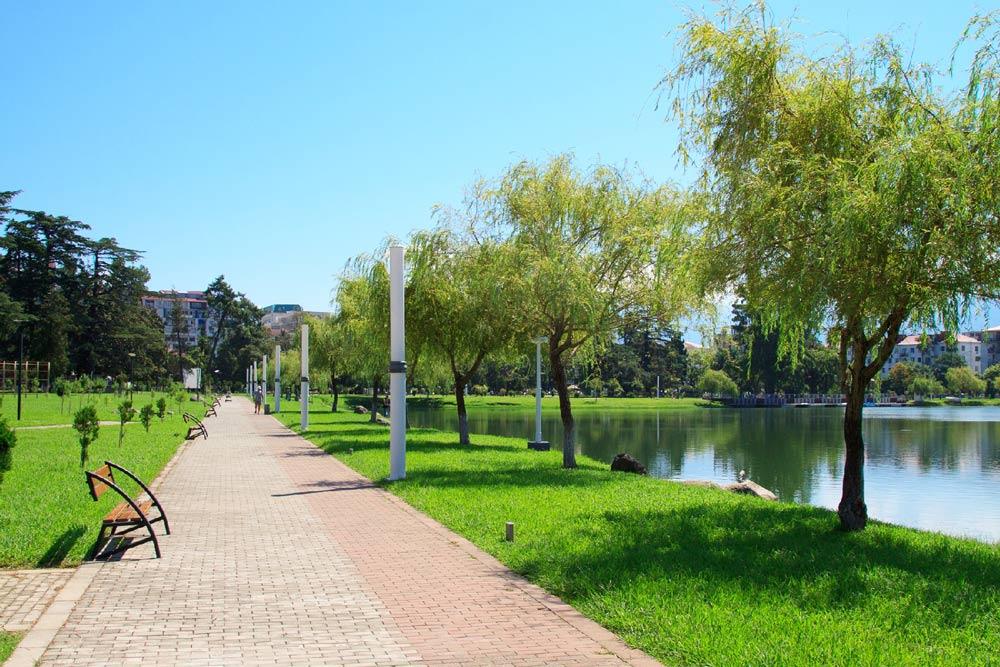 лучшие парки для прогулки