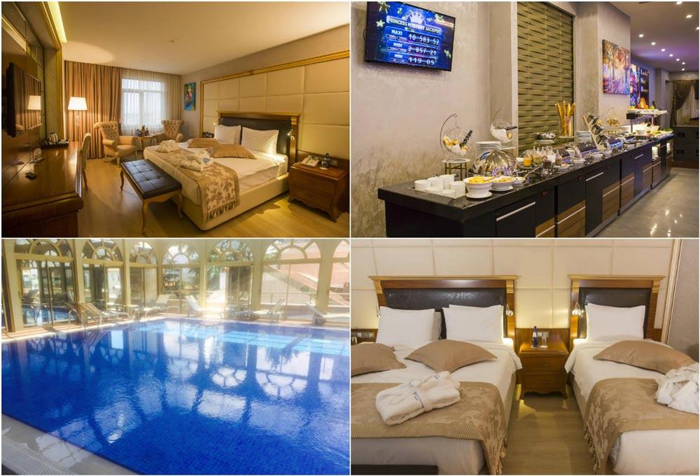 лучшие отели в Батуми с бассейном