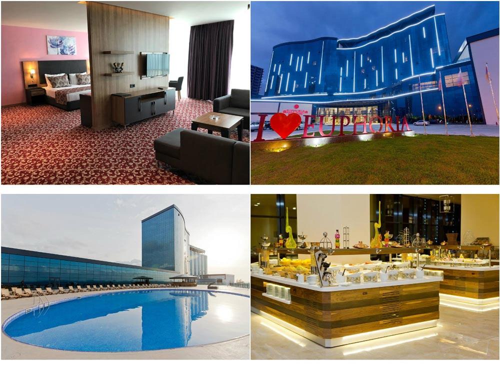 гостиницы в Грузии 5 звезд