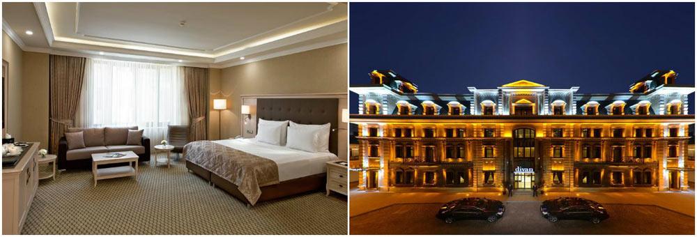 Хорошие гостиницы в Грузии по отзывам