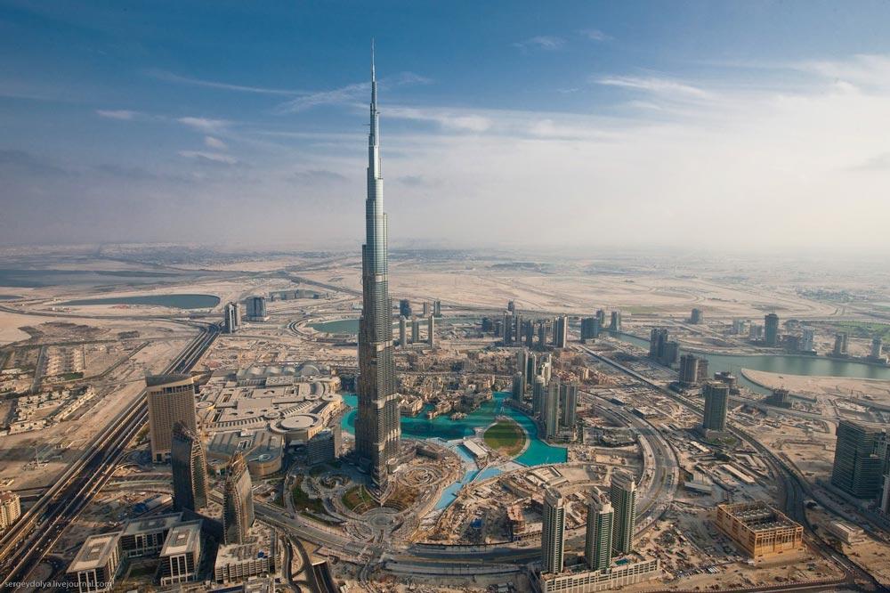 Куда съездить в Дубае на экскурсию