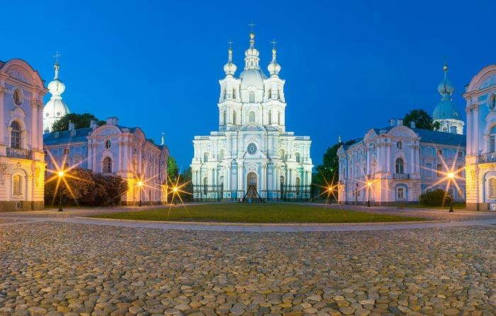 Смольный монастырь