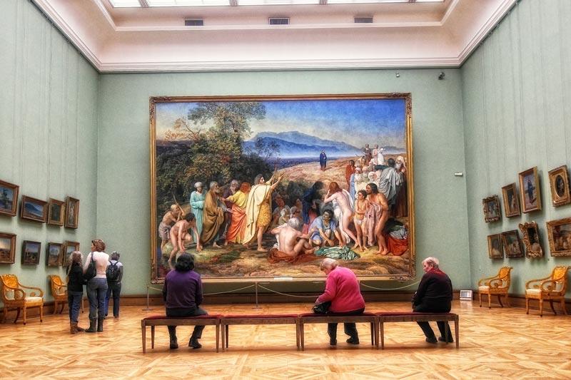 какие музей можно посетить бесплатно в москве