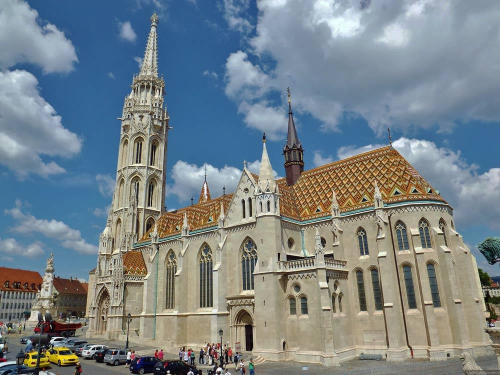 Архитектура и история города