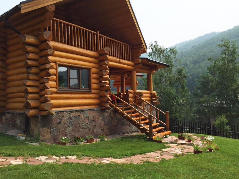Дома для отдыха на Байкале