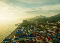 Пляжные отели в Лазаревском