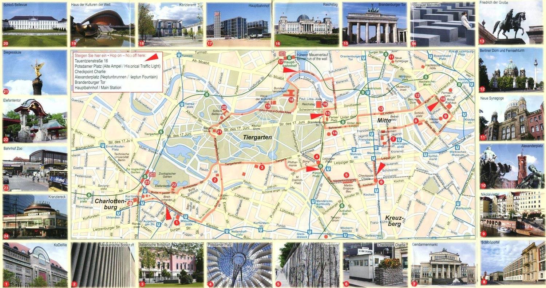 Что посмотреть в Берлине за 2 дня