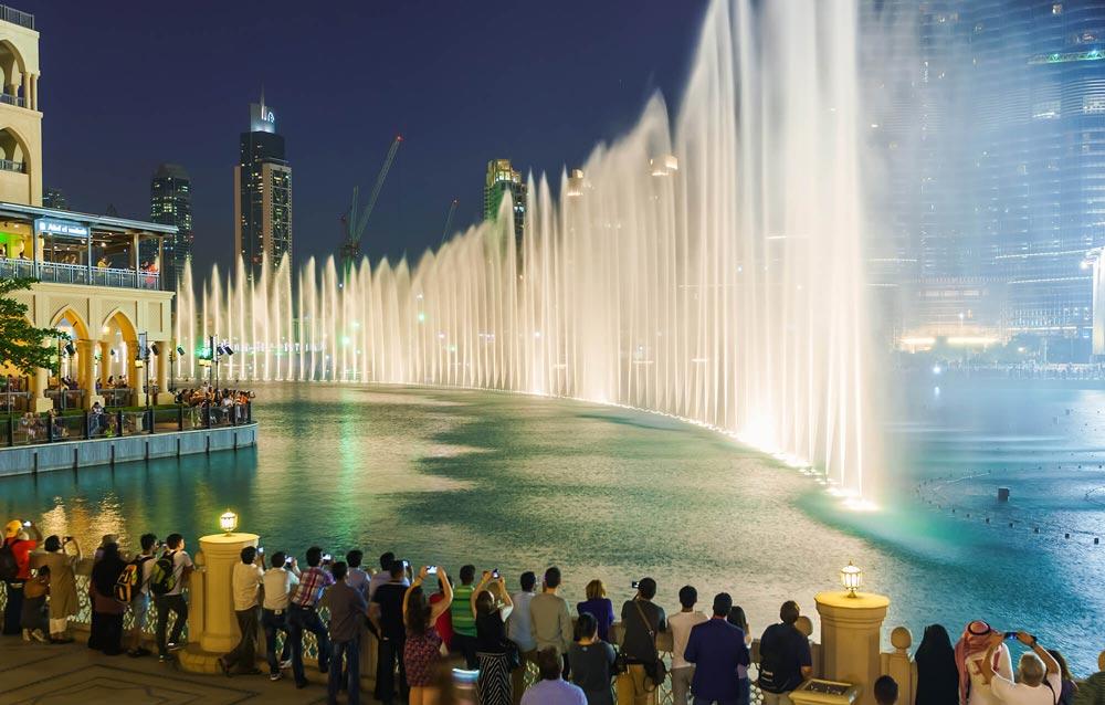 Что можно посмотреть в Дубаях из достопримечательностей